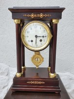 Restaurált antik asztali-, bútor-, vagy kandalló óra