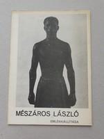 László Mészáros - catalog