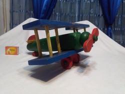 Retro játék repülő fából - 32 x 30 x 15,5 cm