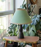 Magyarszombatfa ceramic factory lamp - retro ceramic luminaire