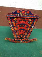Old painted cradle !!!!