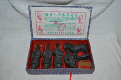 Kínai agyag katonák  ( DBZ 00118 )