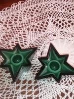 MALACHIT gyertyatarók zsbanga számára
