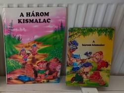 A három kismalac_1992_ajándék térbeli könyvvel