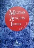 Magyar aukciós index 1997-2002