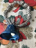 Régi csengő karácsonyfadísz