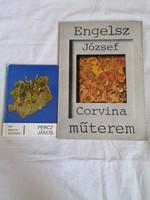 Percz János, Engelsz József iparművészeti könyvek
