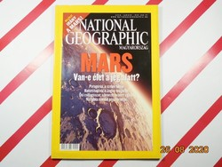 National Geographic : Mars - 2004. január - 2. évfolyam 1. szám