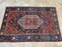 Antik Iran Bidjar perzsaszőnyeg 197x133cm