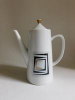 Vintage Epiag kávékiöntő modern dekorral