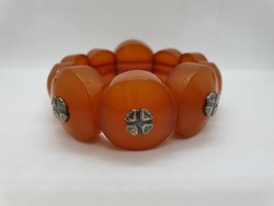 Amber Bracelet 52mm in Diameter