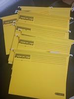Office storage, stationery - pendaflex hanging folder 11 pcs, esselte product