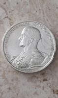 Horthy silver 5 pengő 1939