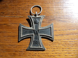 I vh. Iron Cross 1883-1914, post office included in the price.