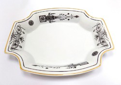 Hollóház Corinthian pattern serving (zal-bi42216)