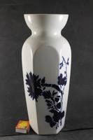 Hollóházi ritka mintájú óriás váza 489