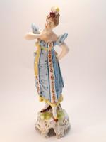 Capodimonte porcelain figurine