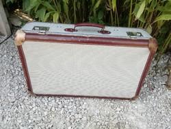EREDETI KINDELBRÜCK bőrönd,koffer,retro