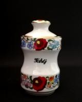 Original hand-painted spice rack from Kalocsa (cinnamon)