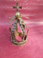 19 Szi statue crown.