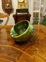 Antique zsolnay rare eosin ornament!