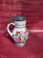 Holic pattern, haban, belly mug. 18 Sz.