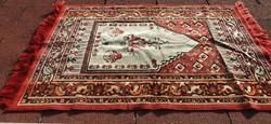 Kadifeteks istanbul -türkive turkish velvet rug