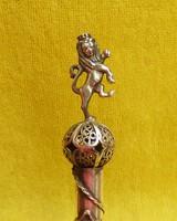 Silver lake pointer judeika jewish religious spirit 18 cm.