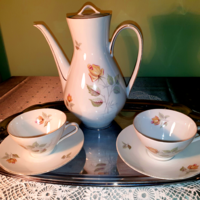 Bavaria winterling markleuthen tea set for 2 people
