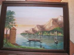 Romantic landscape!