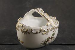 Herend rotschild baroque basket 521