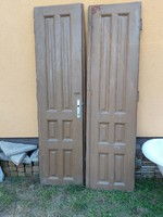 Régi bejárati ajtó