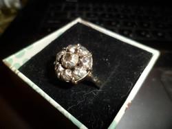 Antik arany gyűrű