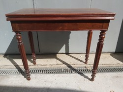 Console game table