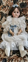 Fabulous armand marseille porcelain doll
