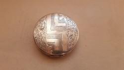 Ezüst púdertartó CC.120 éves
