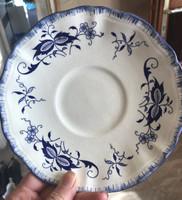 Fajansz, Sarreguemines tányér