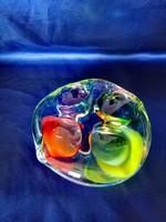 Murano glass beautiful ash bowl
