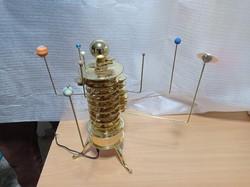 Mobile solar system model for sale!