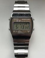 Seiko melodic alarm, 1979. Video with attachment