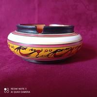 Greek ceramic bowl, ashtray