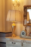 Fabulous table lamp for sale in a demanding interior