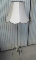 Bronze floor lamp