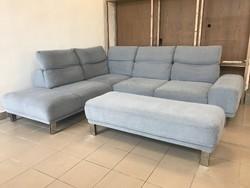 Novel textile sofa