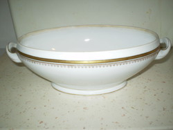 Victoria austria porcelain soup offering an oval bowl is flawless