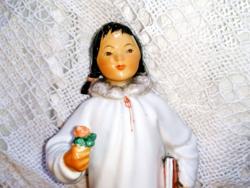 Very rare Lomongian Mongolian schoolgirl