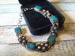 Silver bracelet 16.5g