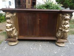 Baroque stil sideboard