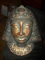 Domonkos béla wall mask, presumably a spiar,