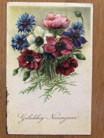 Antik képeslap - 1938